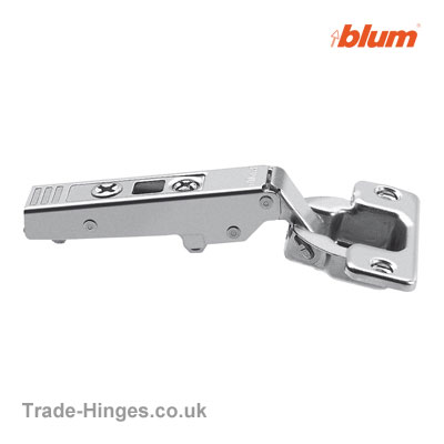 Blum 107 176 Hinge Overlay Trade Hinges Co Uk